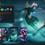 Skins for League of Legends.