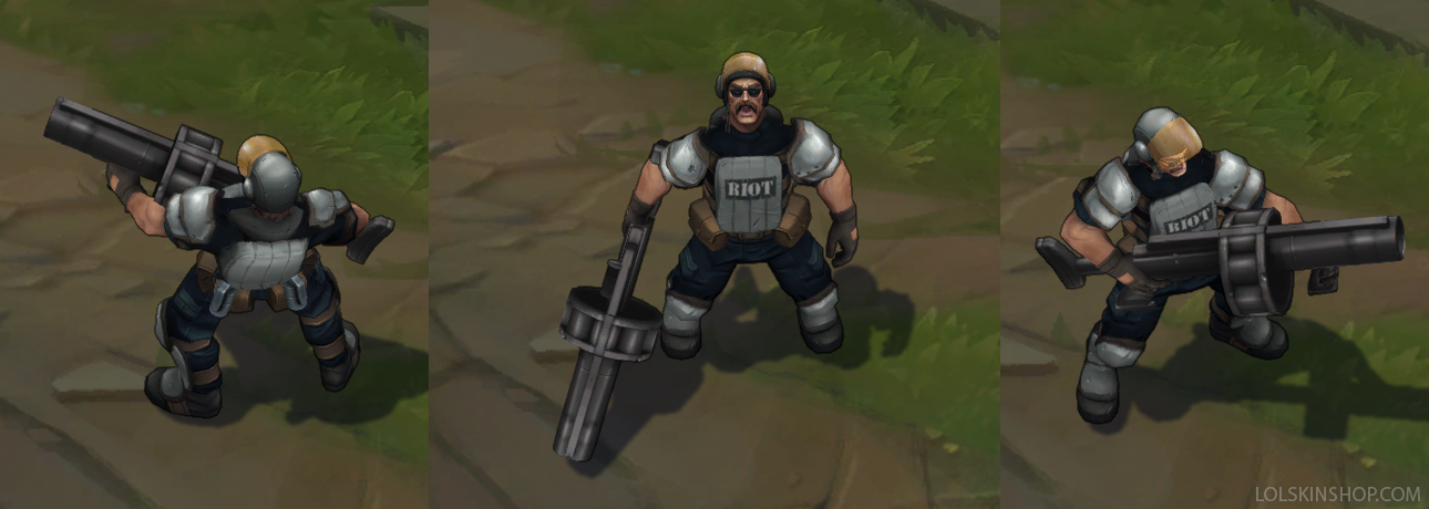 Riot graves skin giveaways