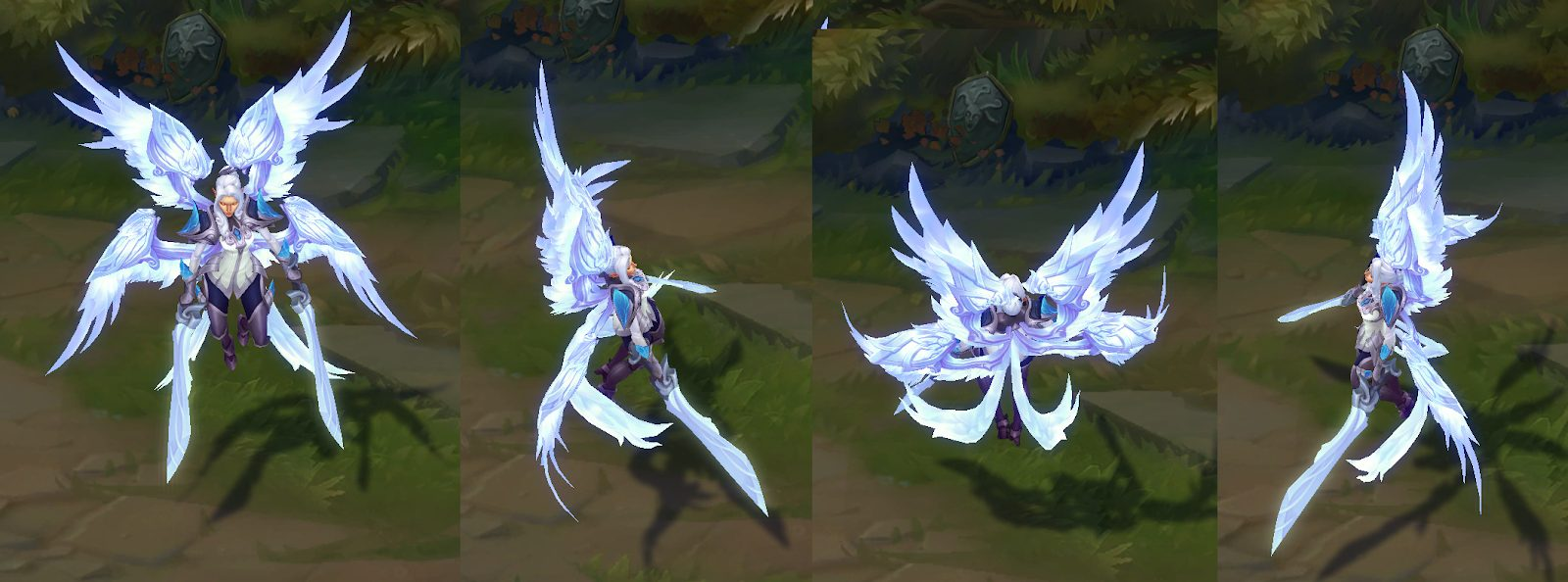 silver kayle animation