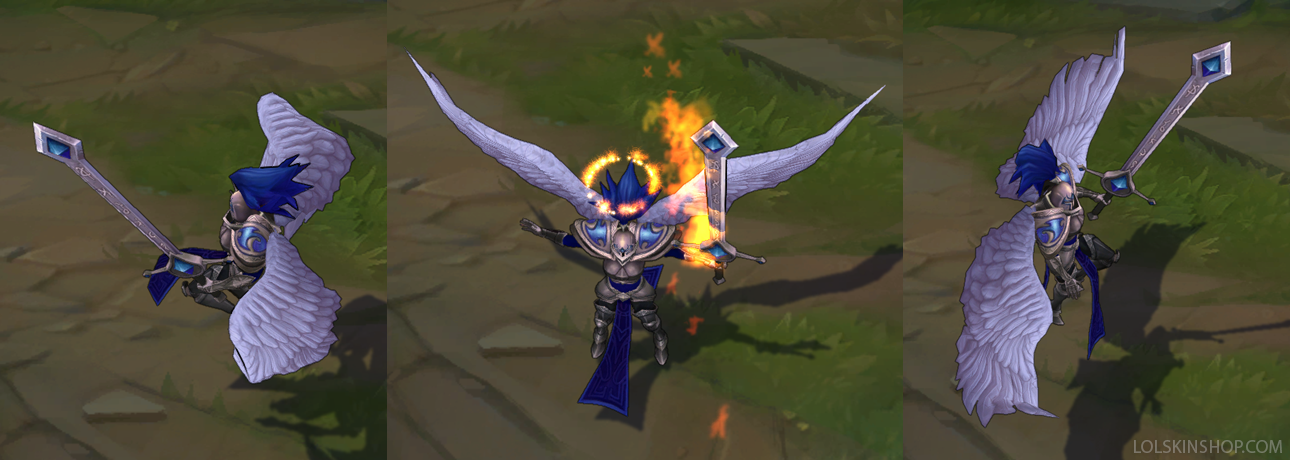 Silver Kayle skin for SALE! - Get it NOW!