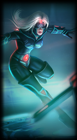 Pax Sivir skin for League of Legends ingame picture splash art