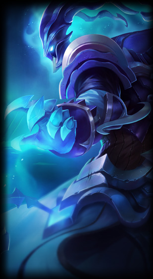 Championship Thresh skin for League of Legends ingame picture splash art