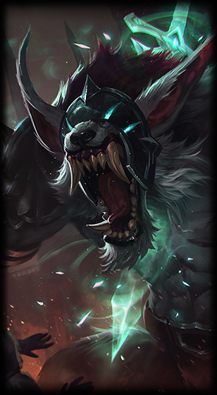 Grey Warwick Loading Screen