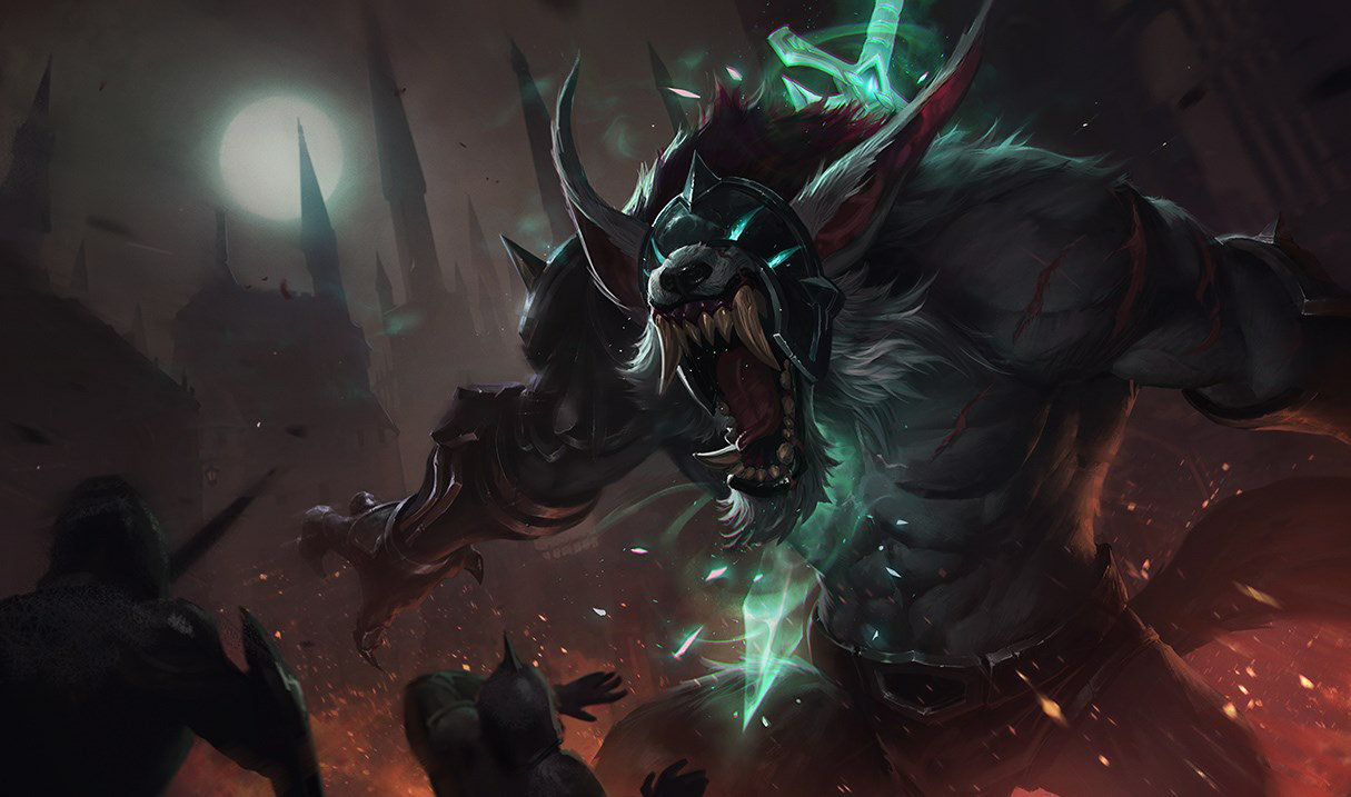splash art grey warwick