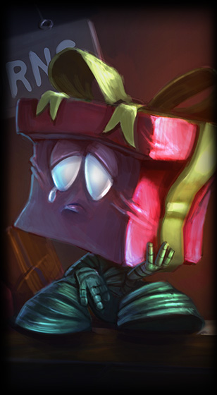 regifted amumu skin for sale get it now