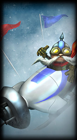 loading screen Ice Toboggan Corki