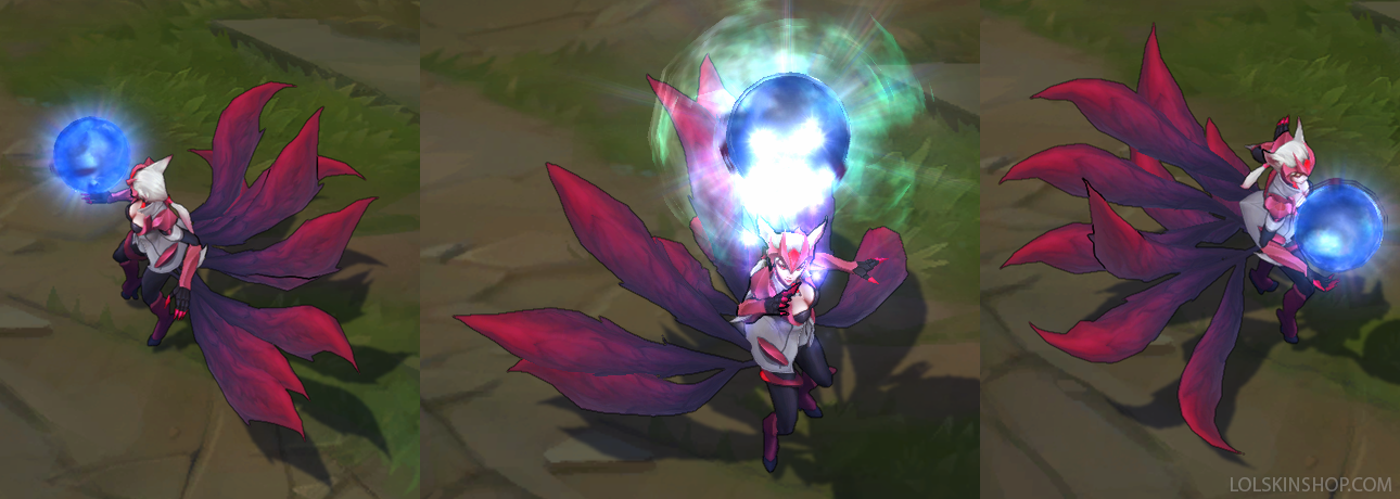 Challenger Ahri - Skin Spotlight - How to get this skin?