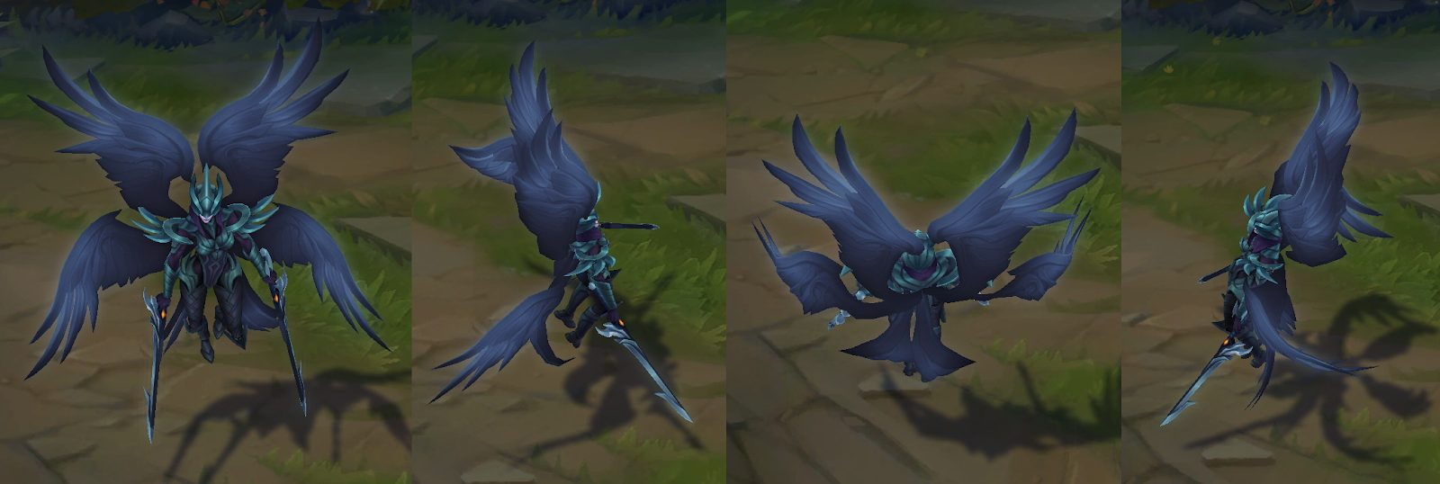 judgement kayle animation