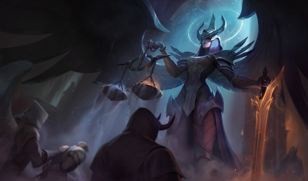 splash art judgment kayle
