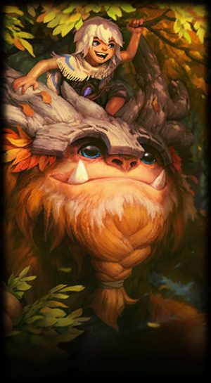 sasquatch nunu load screen
