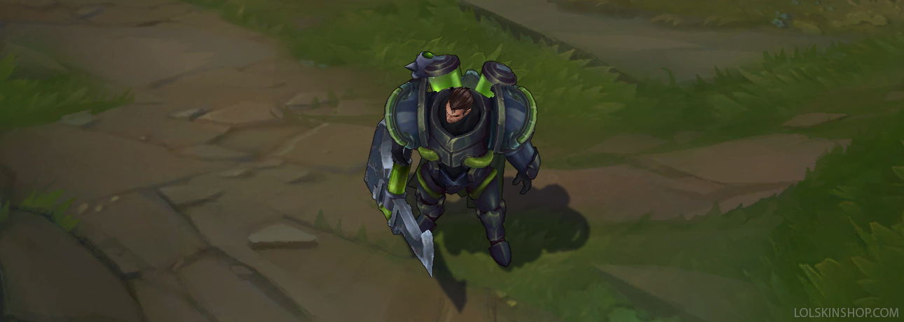 Bioforge Darius skin for SALE! - Get it NOW