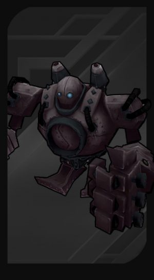 Blitzcrank steel chroma skin pack