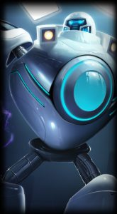 iBlitzcrank skin for League of Legends ingame picture splash art