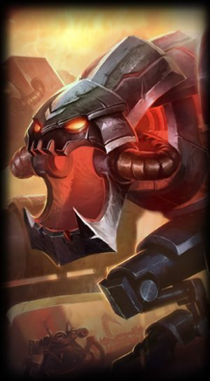loading screen Battlecast Prime Cho'Gath