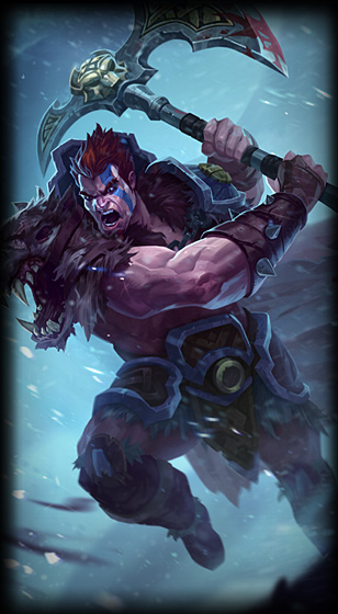 Woad King Darius skin for SALE! - Get it NOW