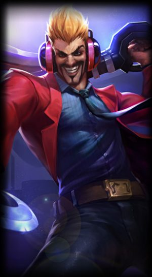 loading screen Primetime Draven