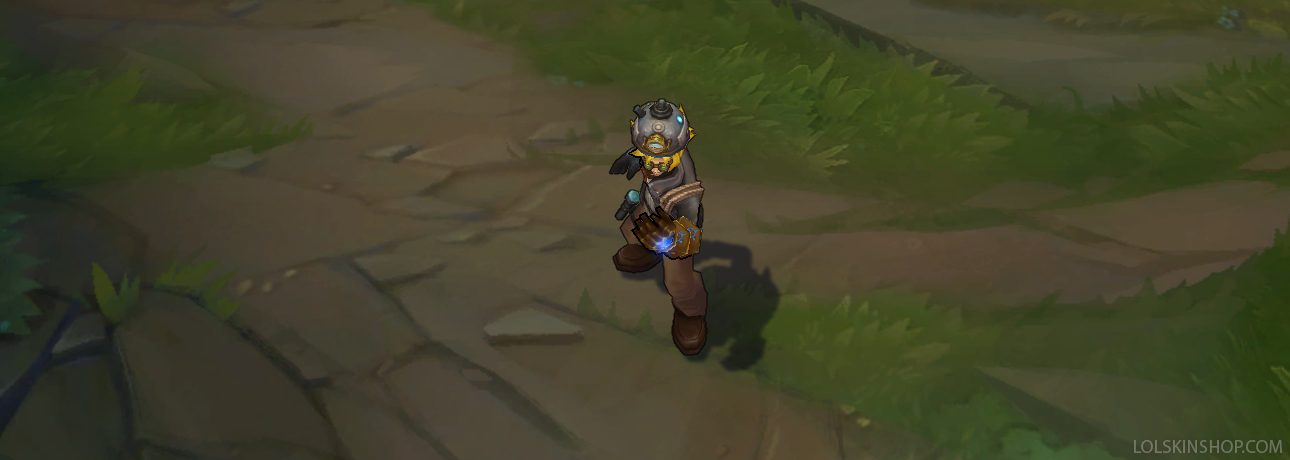 Explorer Ezreal skin for SALE! - Get it NOW
