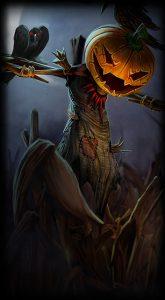 Halloween themed skins