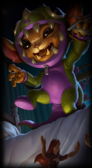 Dino Gnar loading screen picture