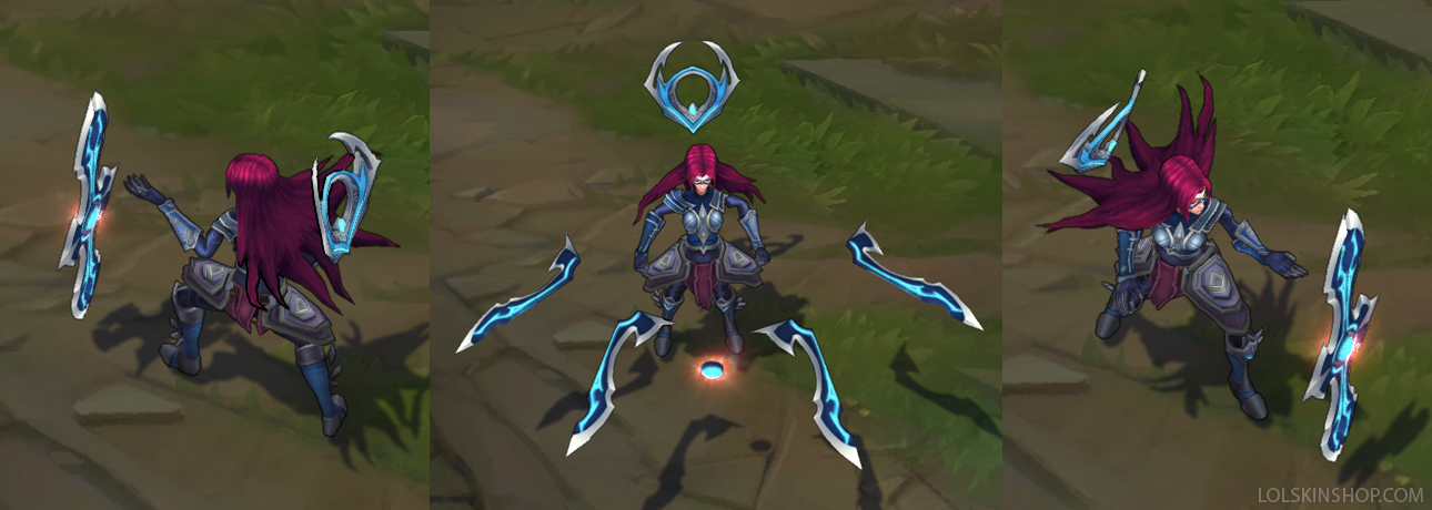 league how to know all of my skins