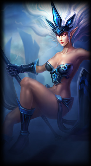 Tempest Janna skin for League of Legends ingame picture splash art