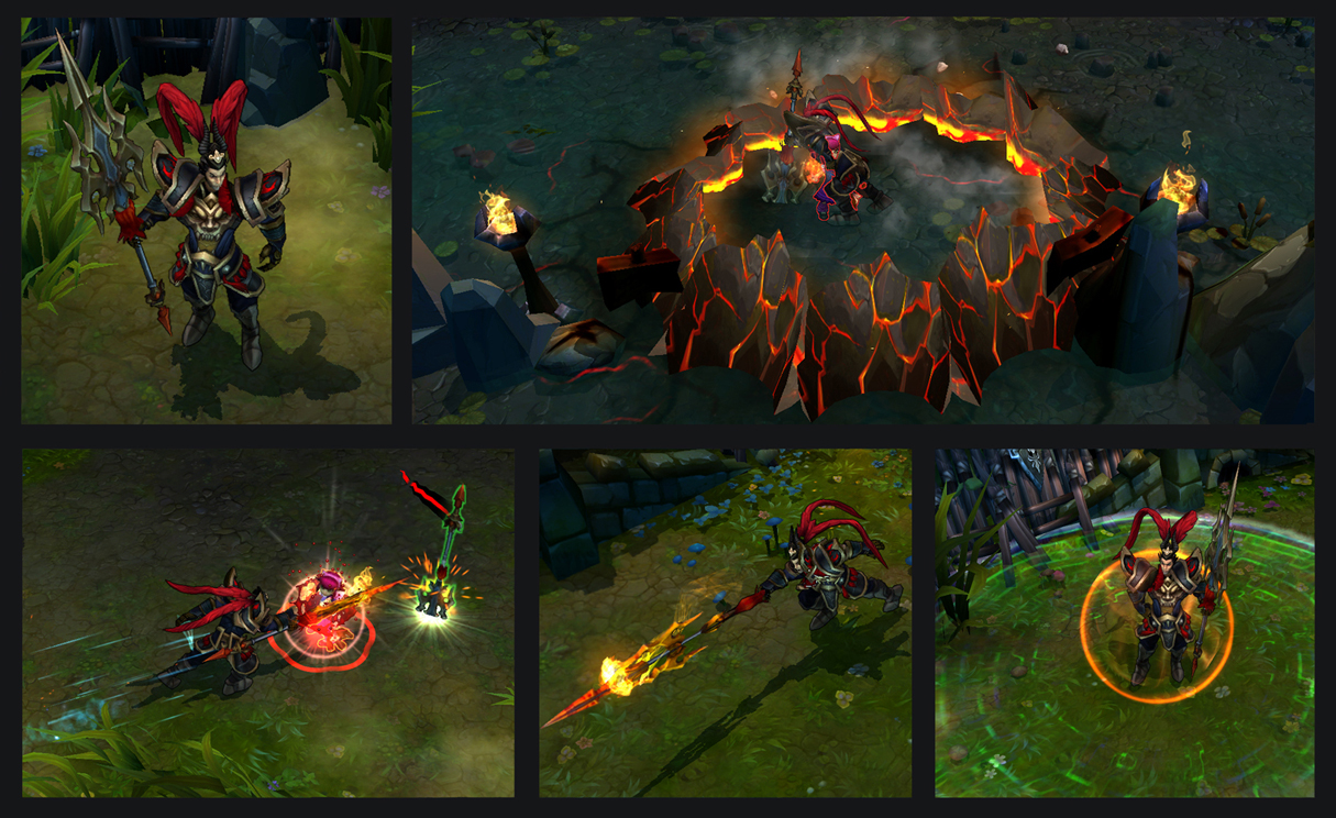 Warring Kingdoms Jarvan IV - Skin for SALE! - Get it NOW