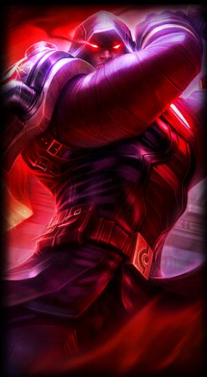 Forsaken Jayce skin for League of Legends ingame picture splash art