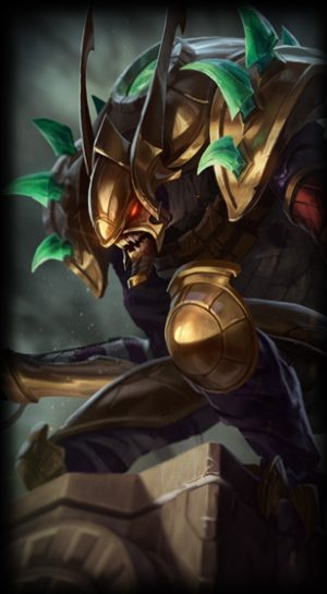 Guardian of the Sands Kha'Zix load screen