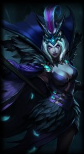 League Of Legends Ravenborn Leblanc