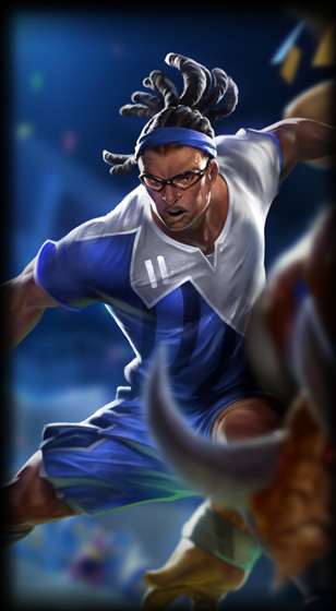 Striker Lucian - Skin Spotlight - Get it now!