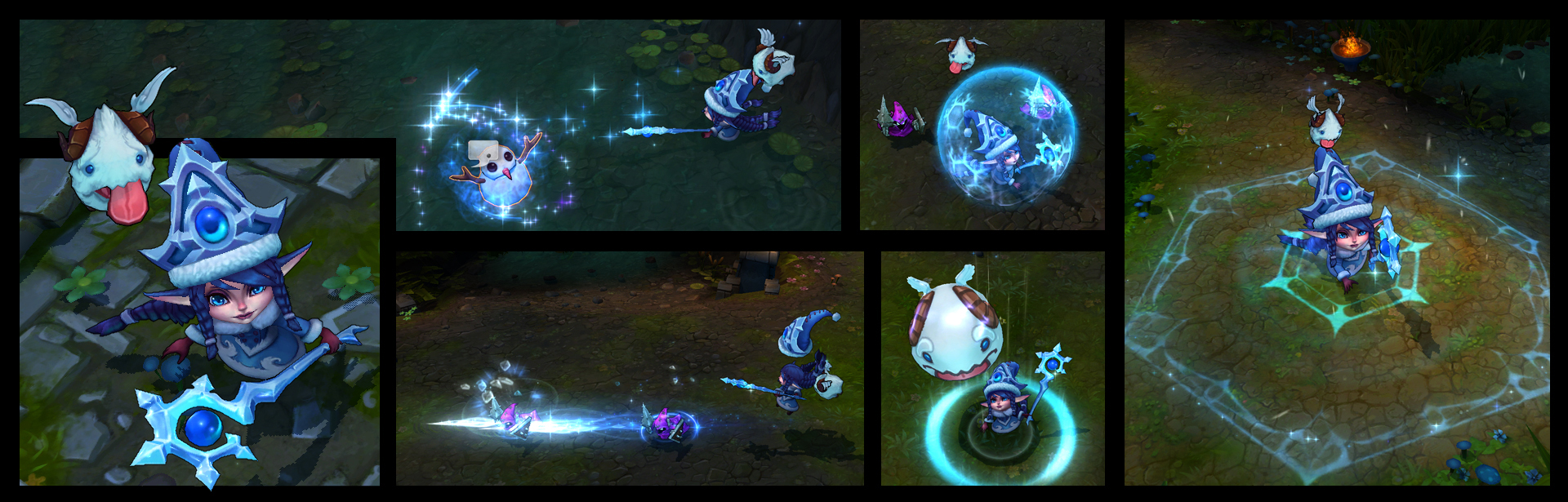 Winter Wonder Lulu - Skin Spotlight - Get it now!