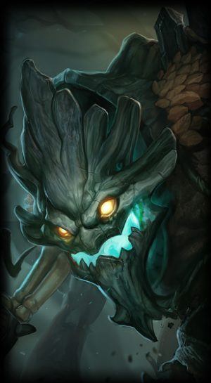 Haunted Maokai load screen
