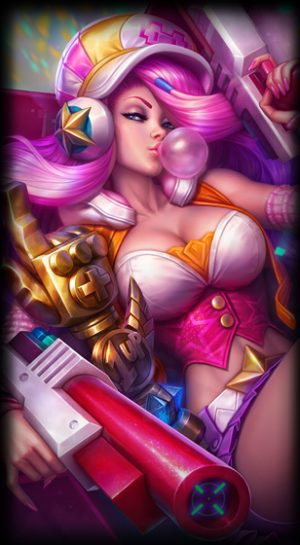 Arcade Miss fortune load screen