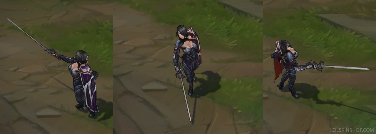 lol how to play fiora