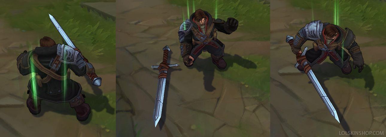 Rugged Garen Skin Spotlight Skins Lol