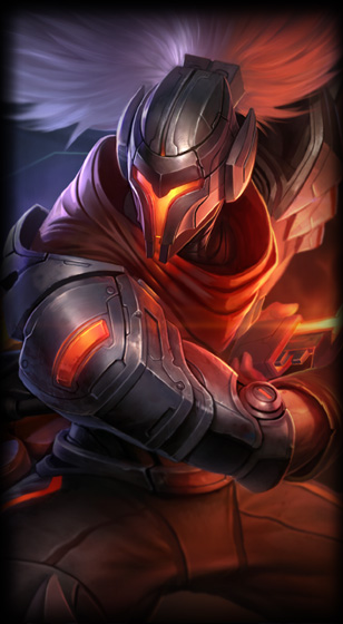 Skin For League Of Legends Ingame Picture Splash Art
