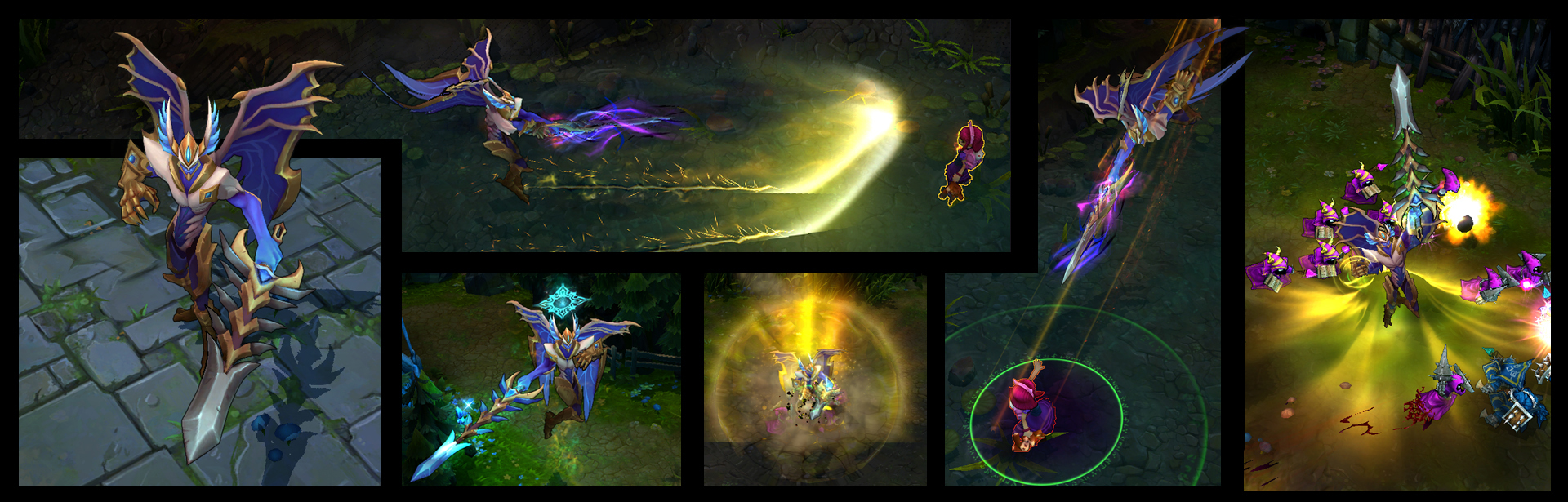 Justicar Aatrox For Sale Get It Now Lolskinshop Com