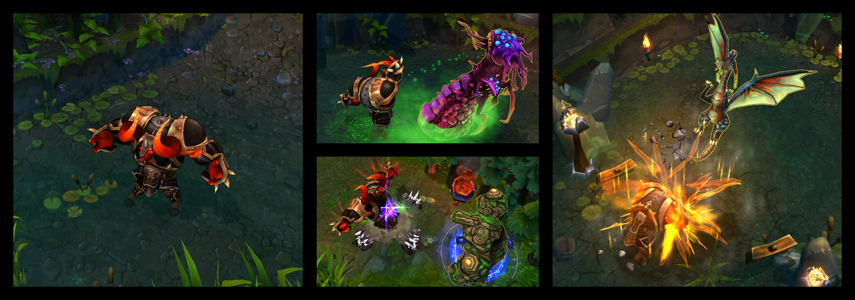 Image Gallery infernal alistar in game