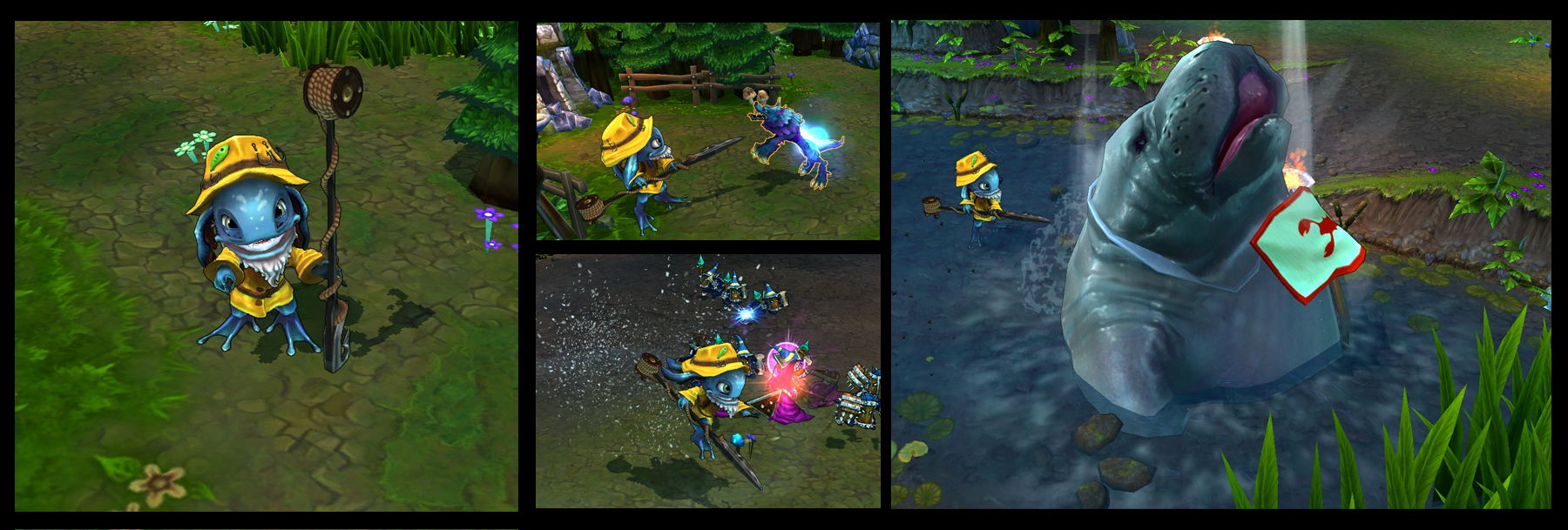 Fisherman Fizz - Skin for SALE! - Get it NOW