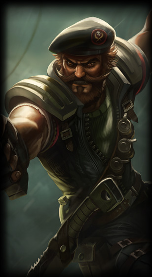Special Forces Gangplank - LoL - 47.6KB