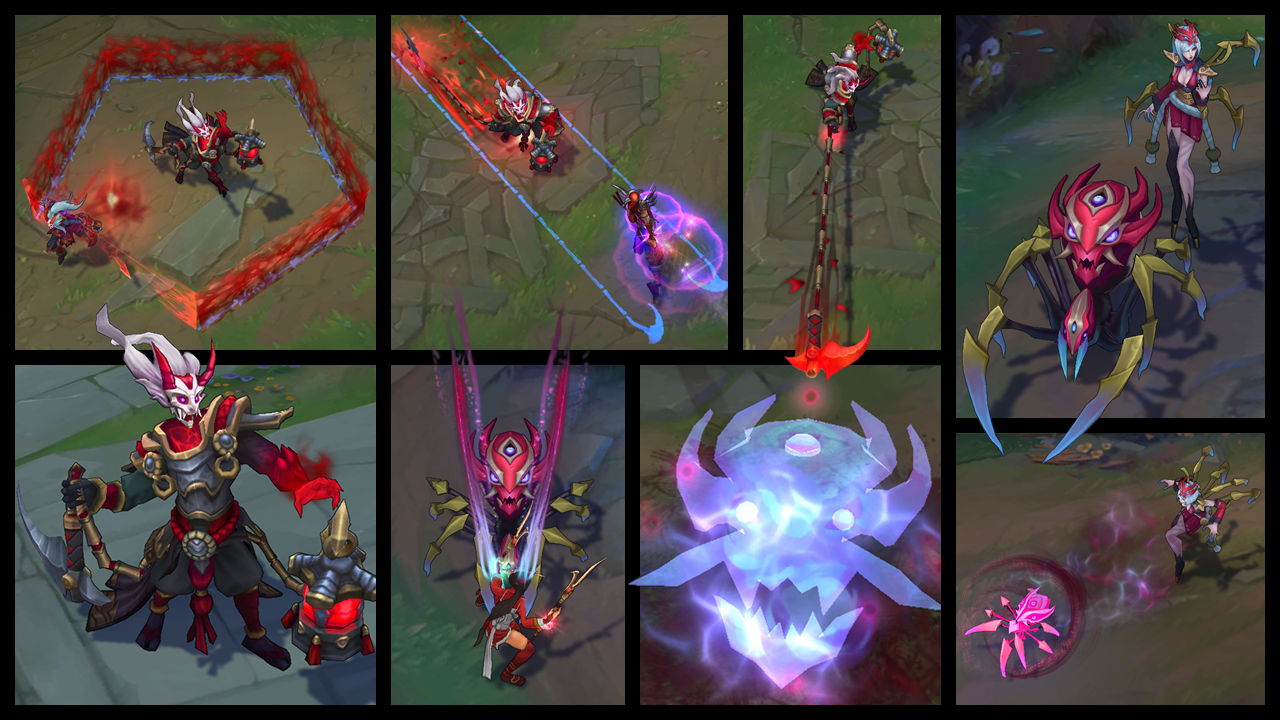 Blood Moon Thresh - Skin for SALE! - Get it NOW