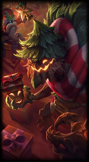 load screen festive maokai