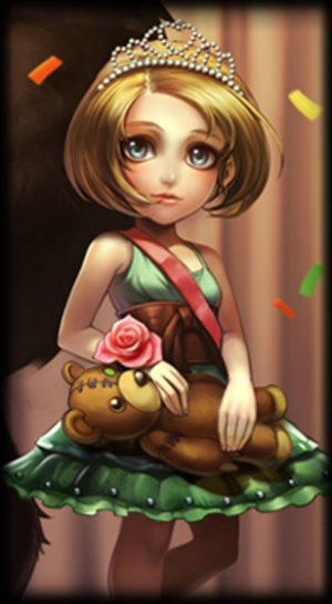 loading screen prom queen annie