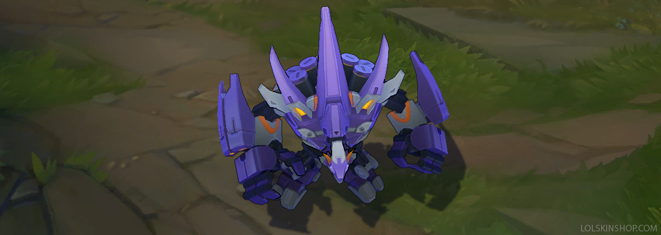 Mecha Malphite - Skin Spotlight - Get it now!
