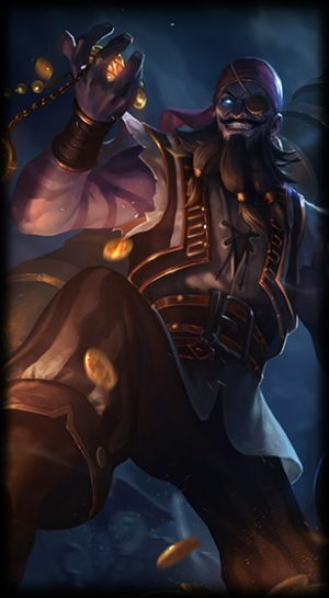 Pirate Ryze Loading Screen