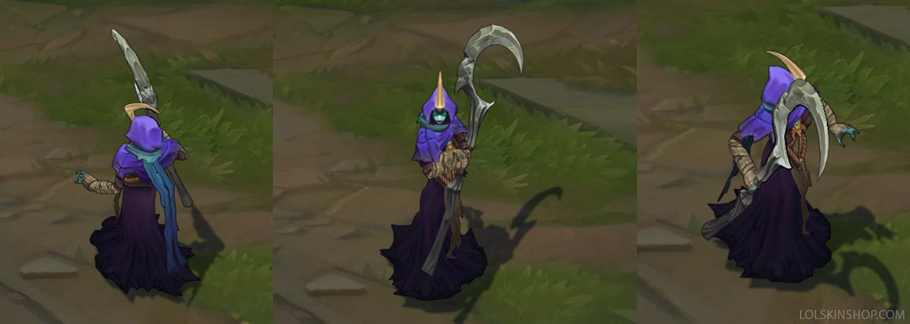 Reaper Soraka - Skin Spotlight - How to get this skin?