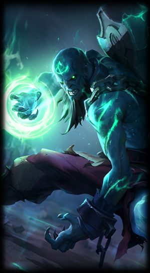 Zombie Ryze Loading Screen