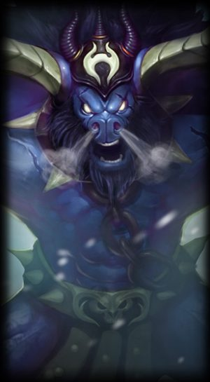 loading screen Unchained Alistar