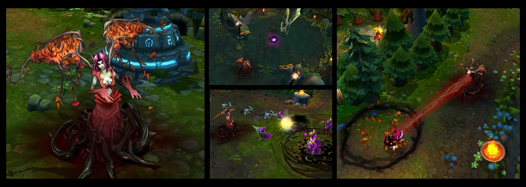 Blackthorn Morgana Skin Spotlight Get It Now