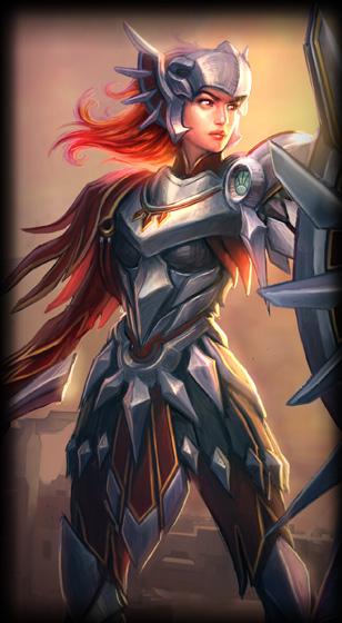 Leona New Skin